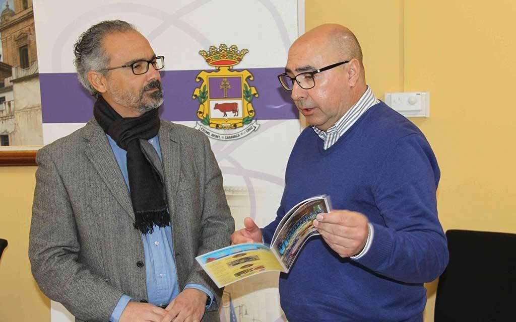 Casa Menéndez concede a Caravaca de la Cruz su distinción Pueblo Ejemplar