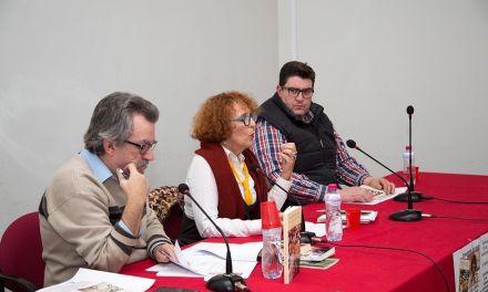 Encuentros con Autora: en Caravaca Lola López Mondejar