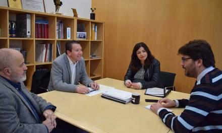La Comunidad y el Ayuntamiento de Mula trabajan para promocionar la Santa Espina