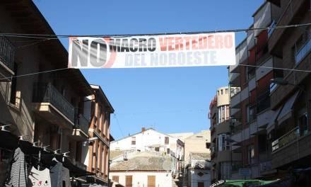 Convocada una manifestación en contra del vertedero de residuos de Cehegín