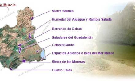 Ciudadanos Caravaca insta a la Comunidad Autónoma a que declare las Fuentes del Marqués Paisaje Protegido Regional