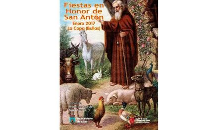 La Copa celebra la festividad de San Antón