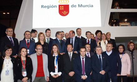 """Pedro Antonio Sánchez: """"Región de Murcia Sacra unirá rutas, patrimonio y experiencias para consolidarnos como destino turístico más allá del Año Jubilar"""""""