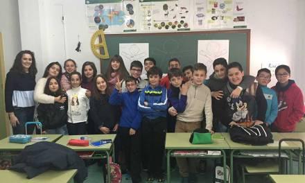 El alumnado del Juana Rodríguez se conciencian contra la violencia de género