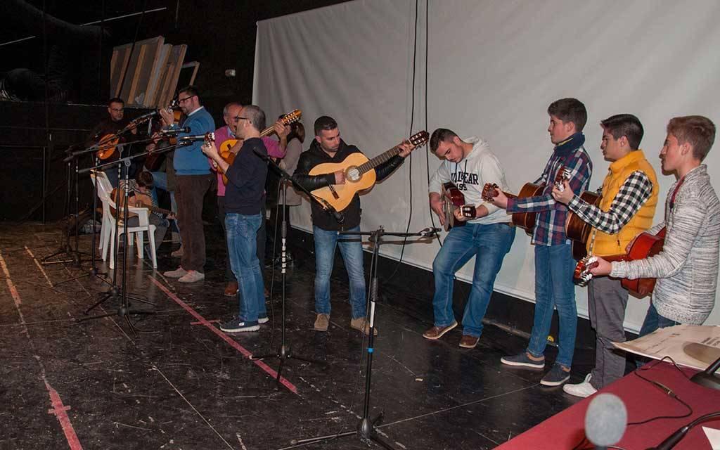 La Fiesta de las Cuadrillas se presenta en Barranda
