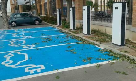 Ciudadanos Caravaca pide que se estudie la viabilidad y posible ejecución de instalar puntos de recarga para vehículos eléctricos
