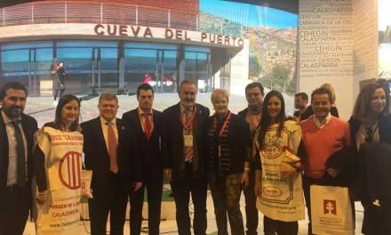 """Tovar: """"Asistimos a FITUR para mostrar nuestro apoyo al turismo murciano y a los ayuntamientos de la Región"""""""