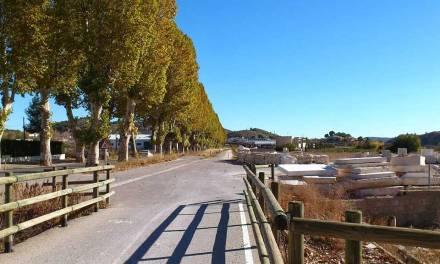 El PP propone que una pasarela conecte la Vía Verde en el punto en el que se interrumpe su trayecto