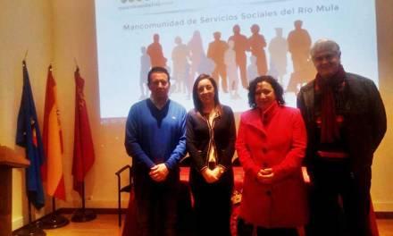 Presentada la nueva web de la Mancomunidad de Servicios Sociales de la Comarca del Río Mula