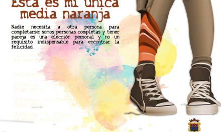 Campaña en Moratalla para promover de relaciones de pareja en igualdad