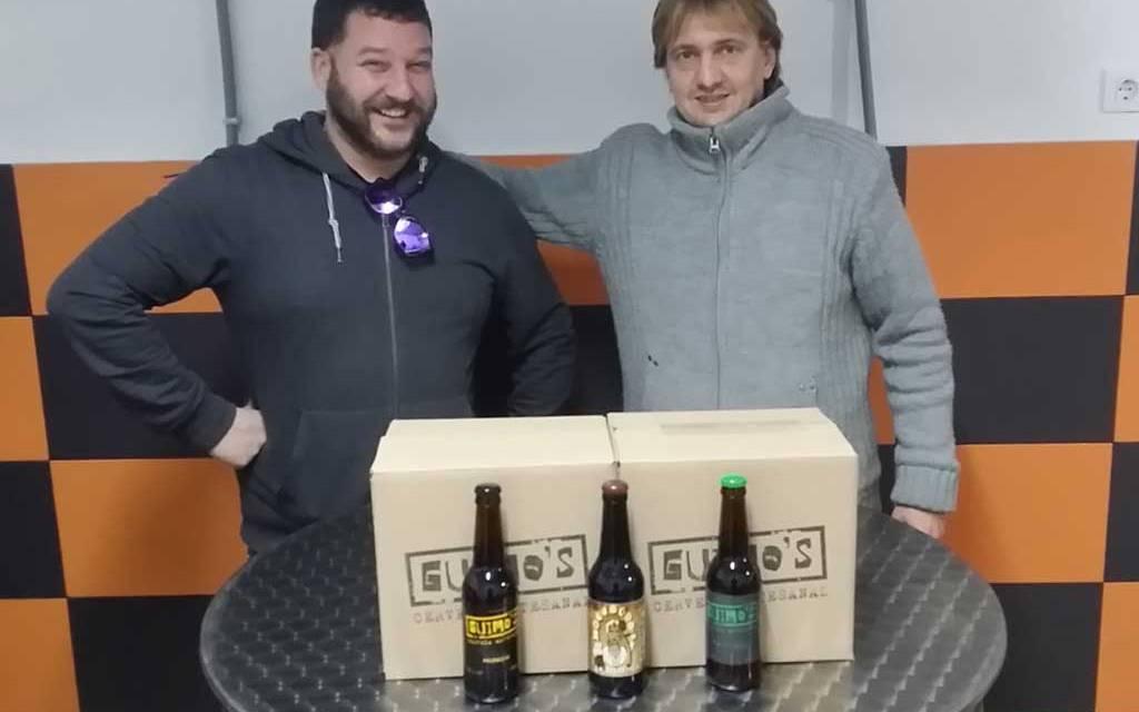 """""""No tener el corsé de los estilos nos abre para la cerveza un gran mundo de posibilidades"""", Guimo's"""