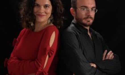 Los escritores Ana Ballabriga y David Zaplana visitan Mula el viernes 10