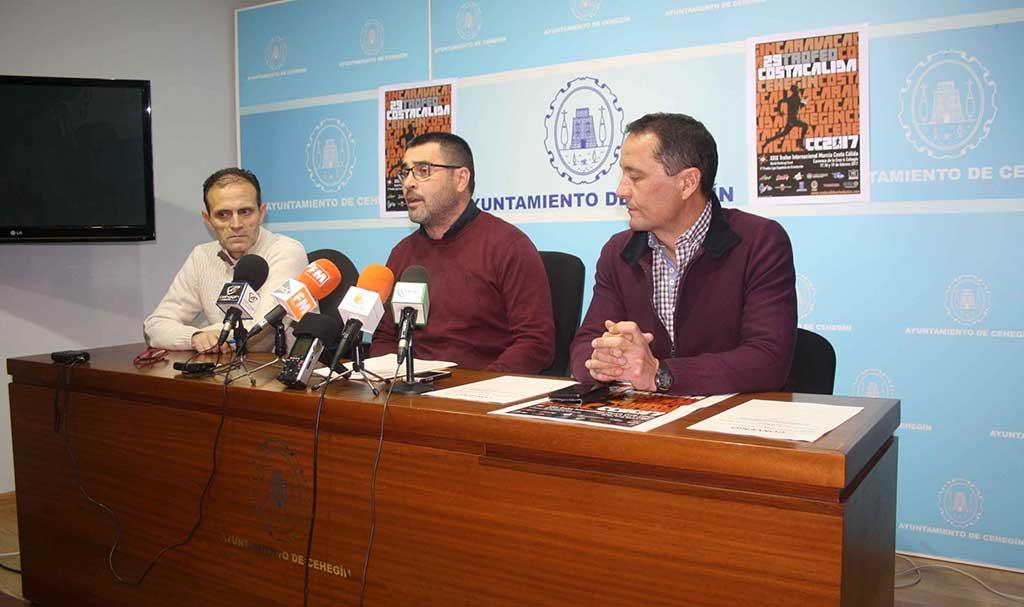 Caravaca y Cehegín, sedes del XXIX Trofeo Internacional de Orientación 'Murcia Costa Cálida'