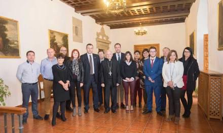 Las Ciudades Teresianas se reúnen en Ávila para promocionar Huellas de Teresa