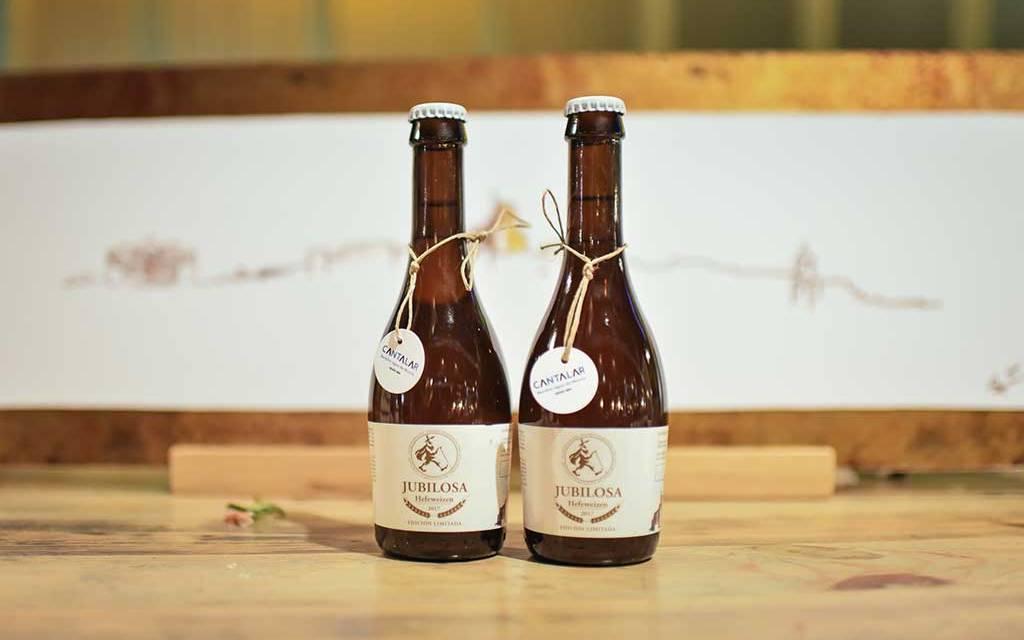 Jubilosa: una cerveza artesana exclusiva para un acontecimiento único