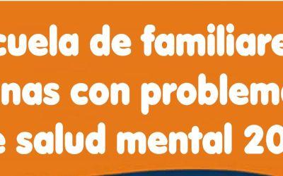AFEMNOR inicia el 15 de marzo su Escuela de Familiares y Personas con Problemáticas de Salud Mental 2017