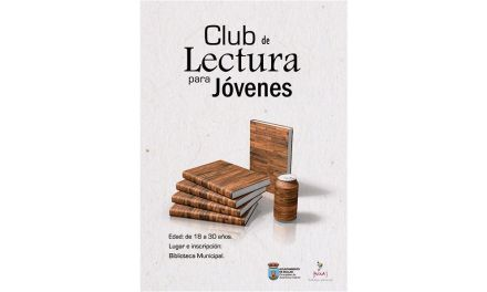 Club de Lectura para jóvenes en la Biblioteca de Bullas