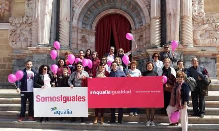 Aqualia celebra el Día de la Mujer en Caravaca de la Cruz