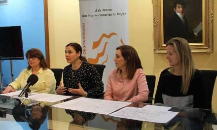 Caravaca celebra el Día de la Mujer con deporte, arte y el homenaje a la mujer empresaria y trabajadora