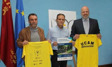 Caravaca acoge este sábado el Campeonato de España Universitario de Campo a Través