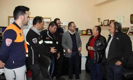 Caravaca prepara una peregrinación nacional de voluntarios de Protección Civil