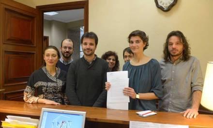 Unidos Podemos presenta en el Congreso una Proposición de Ley para prohibir el fracking