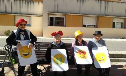 Y llegó el Carnaval al centro de día de Moratalla