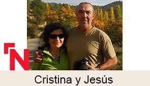 Colaboradores Cristina y Jesus