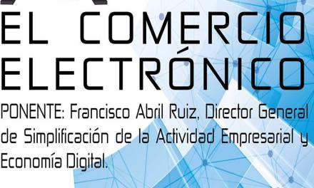 Charla coloquio en Bullas el día 27 sobre el comercio electrónico
