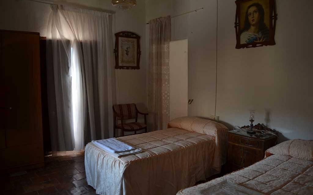 Mula cuenta con una hospedería monástica