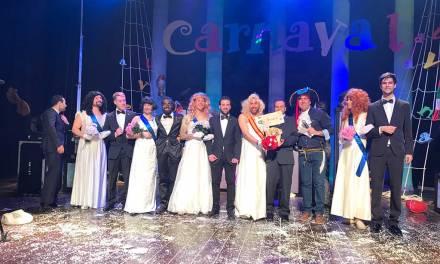 La Coronación, primer premio en el Martes de Mascarón ceheginero