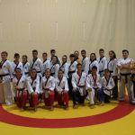 Alejandro, bronce en el Campeonato de España de Taekwondo Poomsae