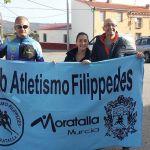 Excelentes resultados del CD Filippedes en la Carrera del Calar de la Santa