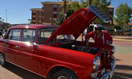 II Ruta Ciudad de Mula de minis y coches clásicos