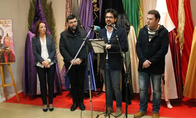 La Semana Santa de Bullas arranca con la presentación de la exposición y la lectura del pregón