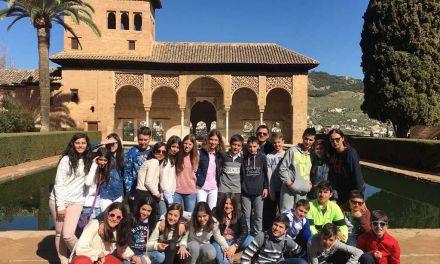 Viaje alucinante de los alumnos de La Consolación