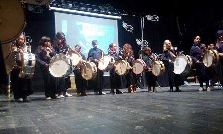 La Escuela del Tambor culmina con una gran gala tamborista.