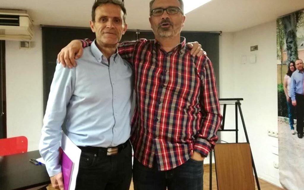 José Moreno elegido, por unanimidad, nuevo Secretario General de los socialistas de Caravaca de la Cruz.