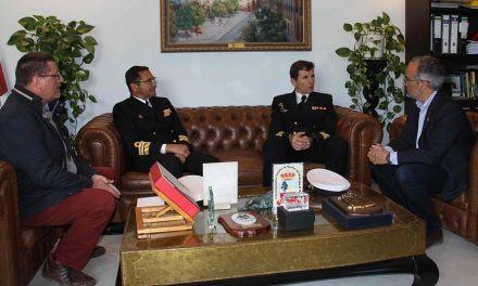 Unos 300 componentes de la Armada y familiares peregrinarán a Caravaca coincidiendo con el Jubilar 2017