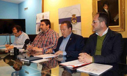 El Ayuntamiento de Caravaca establece un dispositivo especial de limpieza para las fiestas, con 40 operarios y refuerzo de maquinaria