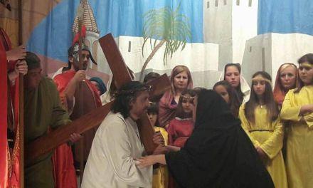Albudeite representa la Pasión, Muerte y Resurrección de Jesús en 'El Prendimiento'