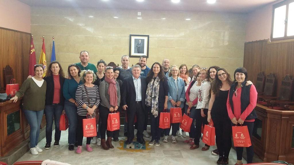 Técnicos de turismo visitan Calasparra