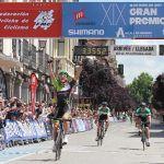 Victoria en el Gran Premio de Macario del ciclista caravaqueño Fran G. Rus