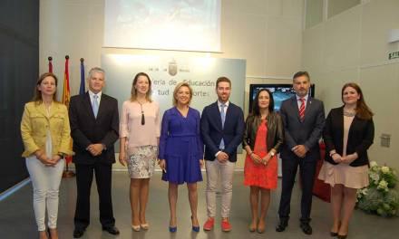 Martínez-Cachá preside la toma de posesión de los directores generales de la Consejería de Educación, Juventud y Deportes