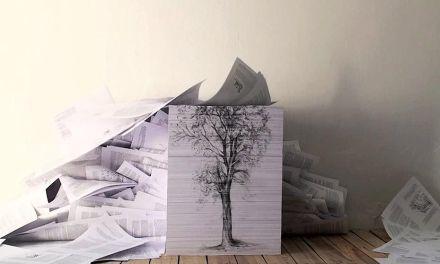 El artista muleño Ramón Lez ofrece hoy en el Cendeac su visión multidisciplinar del arte