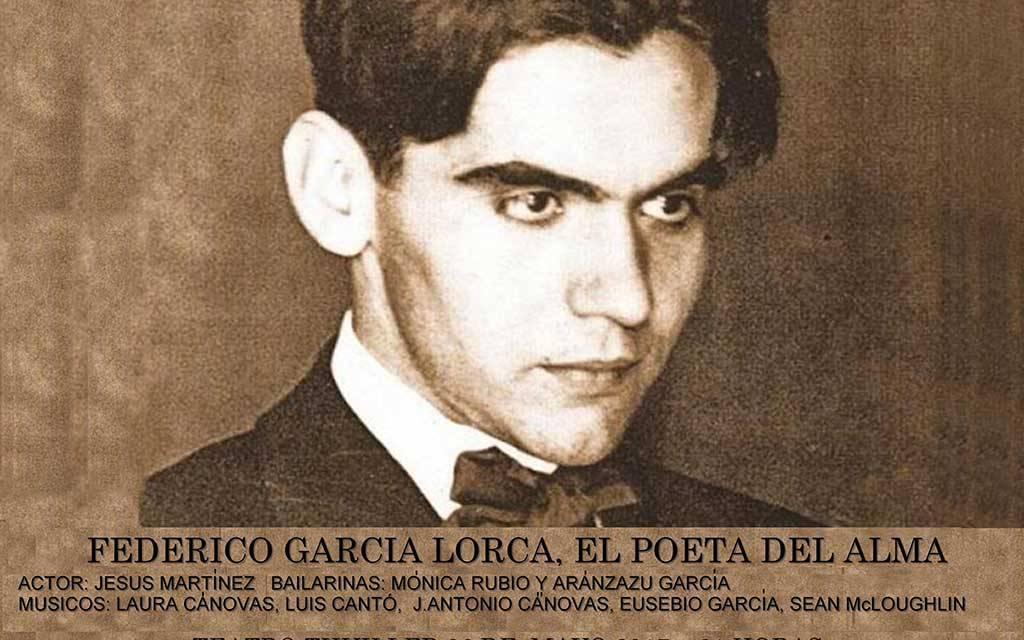 """""""Federico García Lorca. El Poeta del Alma"""" se estrena en Caravaca el 26 de mayo"""