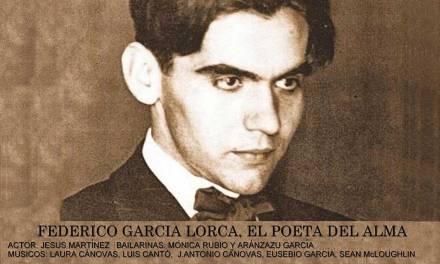 «Federico García Lorca. El Poeta del Alma» se estrena en Caravaca el 26 de mayo