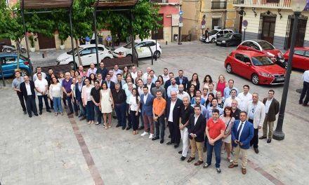 Ciudadanos consolida su estructura local en la región con la renovación de su presencia en 34 municipios