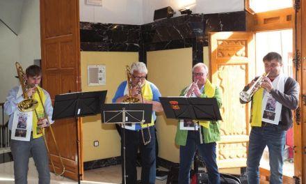 Los hermanos de Oberhausen, fieles a su cita con las Fiestas de Mayo