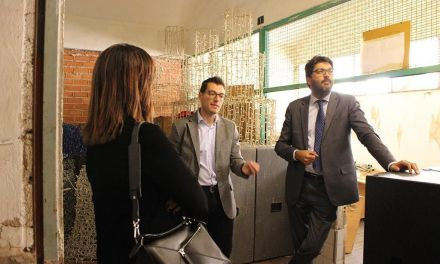 El Alcalde y el Director General de Turismo colaboran con el objetivo de ampliar la oferta formativa y turística de Cehegín